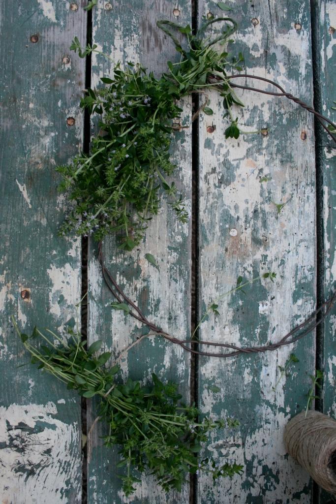 Herb Wreath