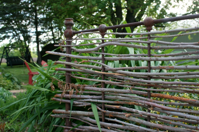 Garden Projects Of Rural Practicality