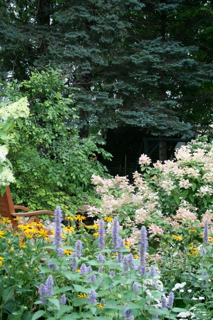 Garden Textures