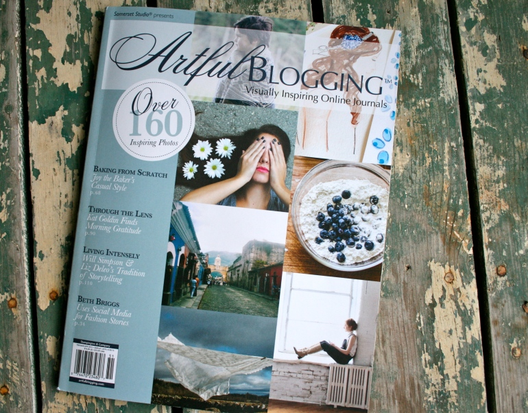Feb Artful Blogging Stampington & Company